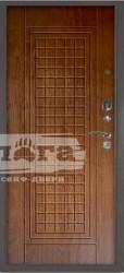Сейф-дверь 3К+ Альма Дуб рустикальный