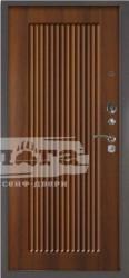 Сейф-дверь 3К+ Багратион Дуб рустикальный