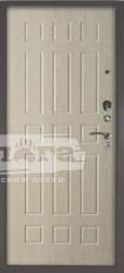 Сейф-дверь 3К+ Брасс Ларче светлый