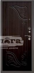 Сейф-дверь 3К+ Веста Венге
