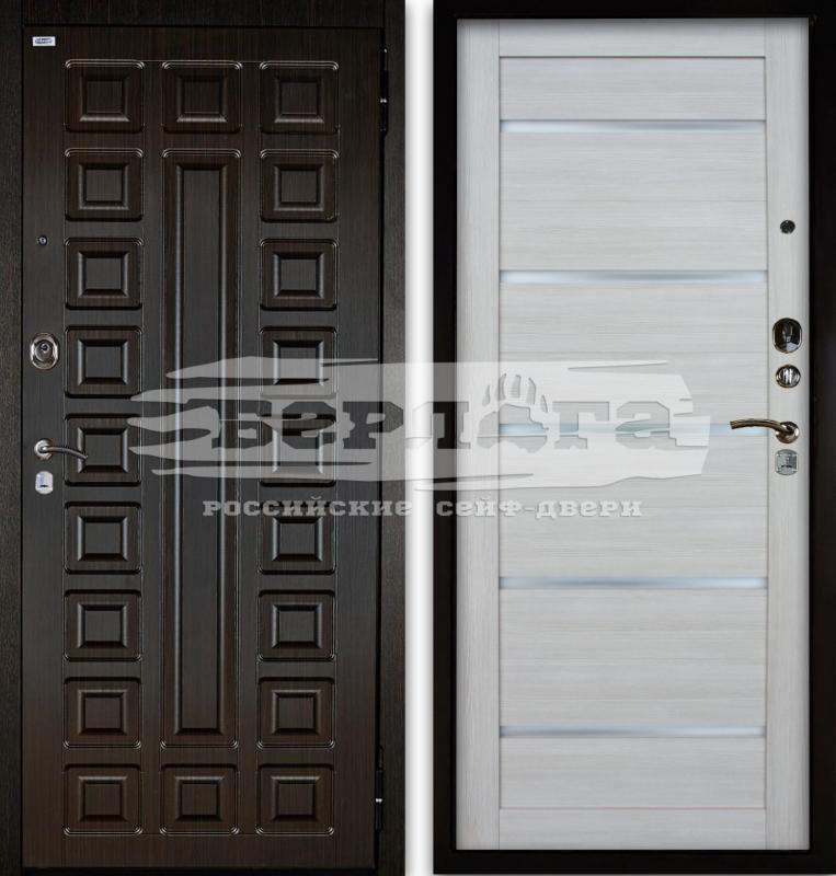 Сейф-дверь 2П Сенатор Венге/Александра Буксус