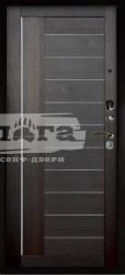 Сейф-дверь 2П Сенатор Венге/Диана Вельвет