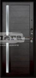 Сейф-дверь 2П Сенатор Венге/Мирра Вельвет
