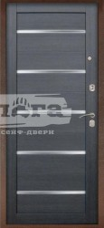 Сейф-дверь Оптима Александра Буксус
