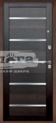 Сейф-дверь Оптима Александра Вельвет