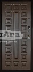 Сейф-дверь 2П Сенатор Венге/Сенатор Венге