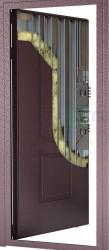 Стальная дверь ДС 7