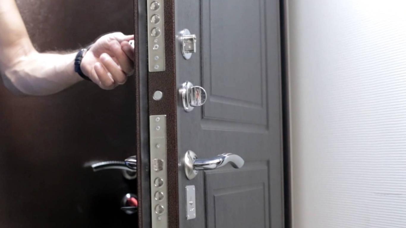 Дверь с терморазрывом - тепло вашего дома